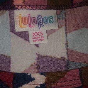 LuLaRoe Dresses - LuLaRoe Julia XXS NWT